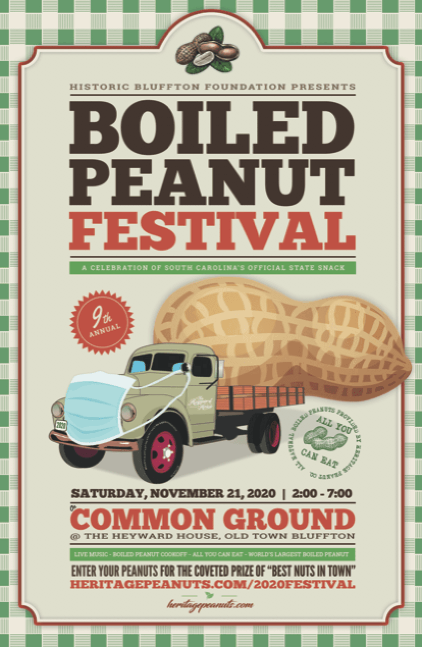 9th Annual Peanut Festival Flyer