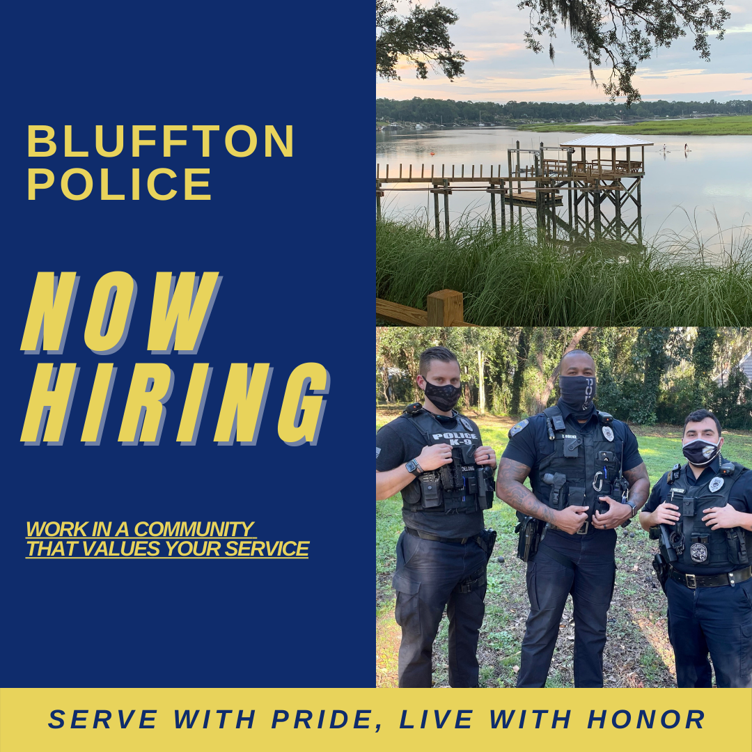 BPD Recruitment 2021 Postcard