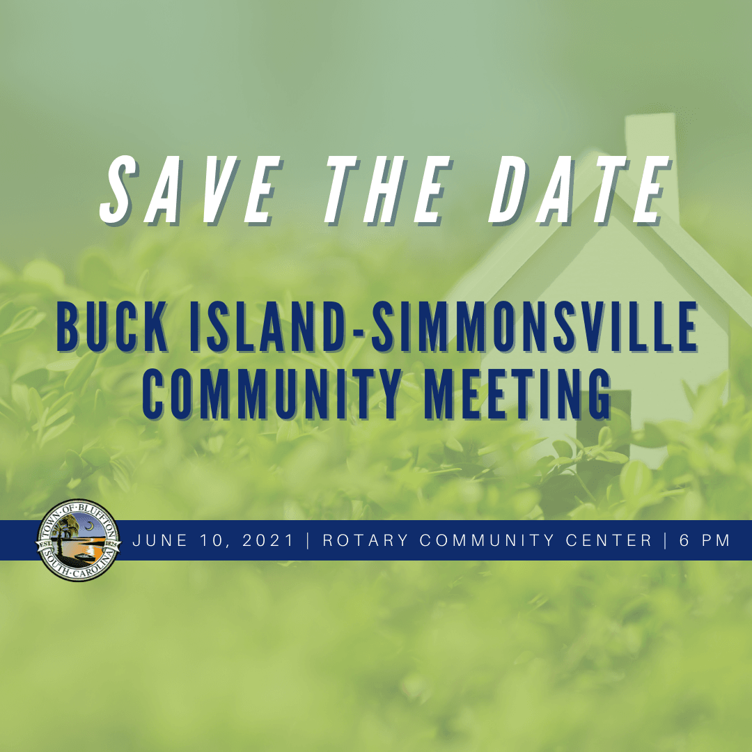 SAVE THE DATE Buck Island-Simmonsville Community Meeting (1)